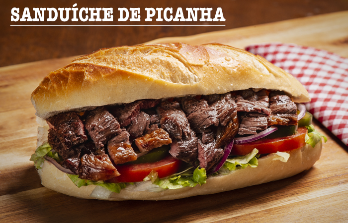 Sanduíches Especiais de Churrasco